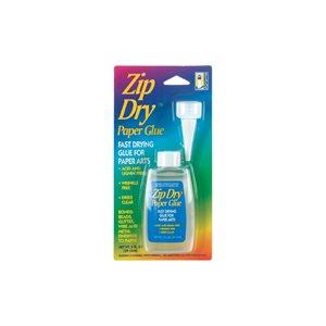 Zip Dry Paper Glue 2oz